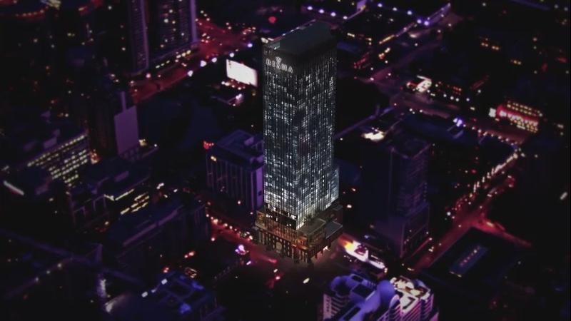 Bisha Hotel Residences At 56 Blue Jays Way Toronto