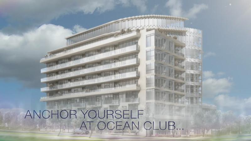 Ocean Club at 2157 Lake Shore Blvd West, Toronto, Ontario. Image 1