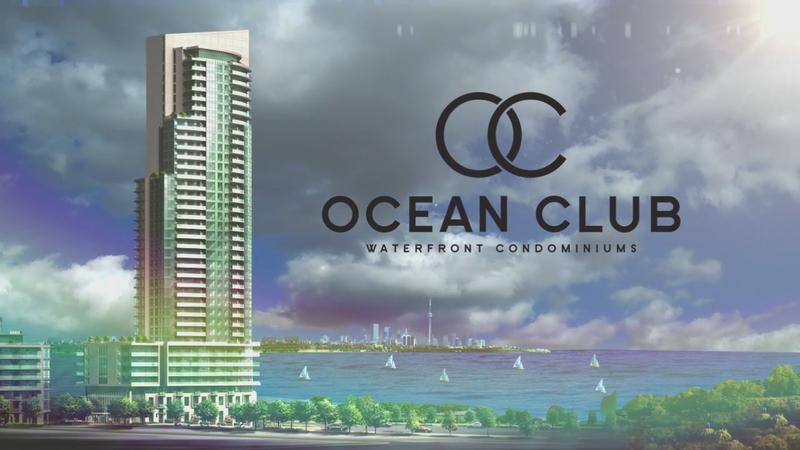 Ocean Club at 2157 Lake Shore Blvd West, Toronto, Ontario. Image 3