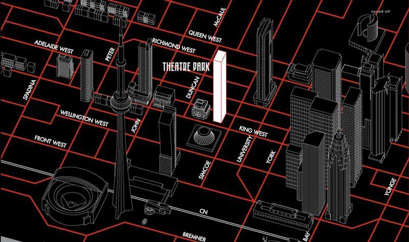 Theatre Park at 224 King Street West, Toronto, Ontario. Image 6