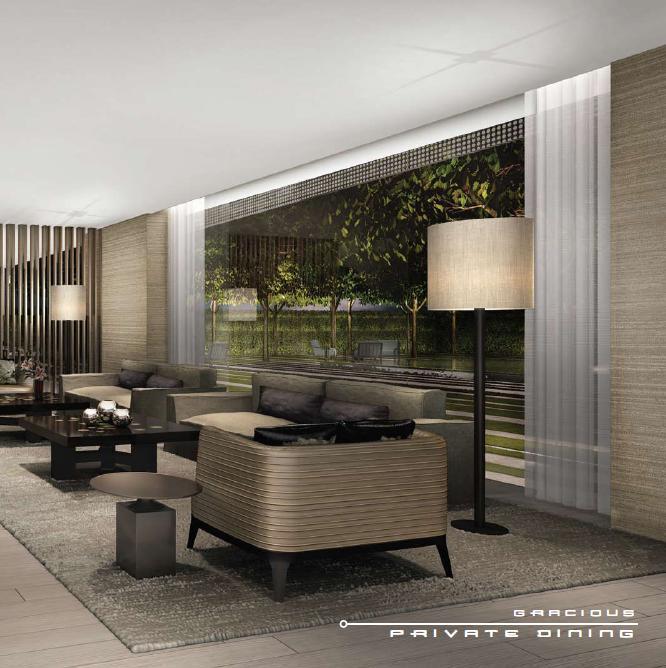 Exhibit Residences at 200 Bloor Street West, Toronto, Ontario. Image 8