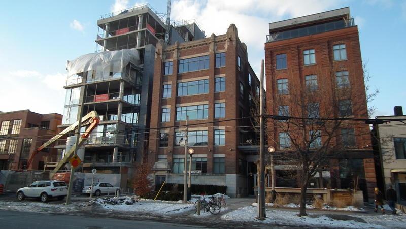 500 Wellington West at 500 Wellington West, Toronto, Ontario. Image 2