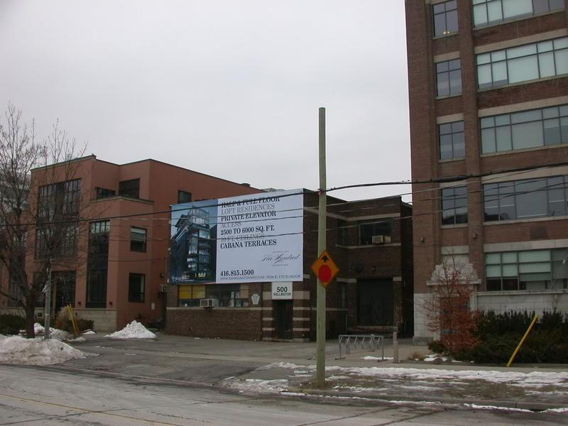 500 Wellington West at 500 Wellington West, Toronto, Ontario. Image 5