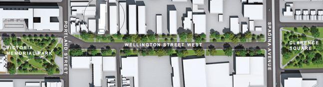 500 Wellington West at 500 Wellington West, Toronto, Ontario. Image 6