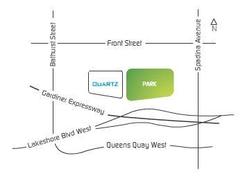 Quartz at 10 Housey Street, Toronto, Ontario. Image 7