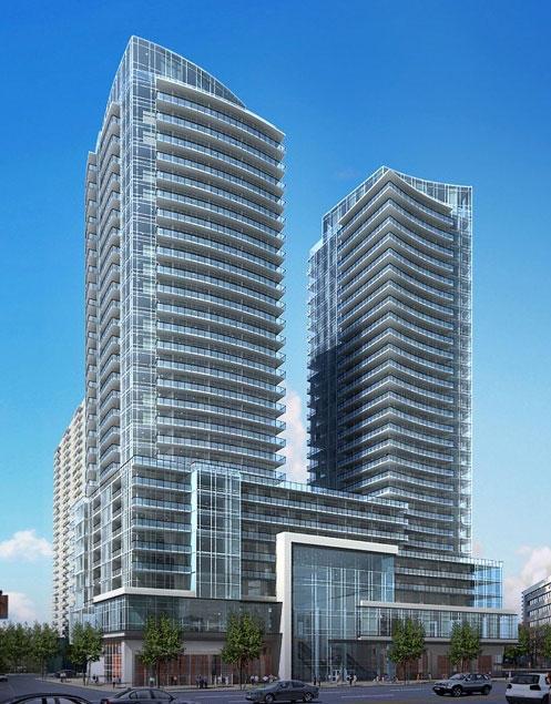 The Madison at 97 Eglinton Avenue East, Toronto, Ontario. Image 2