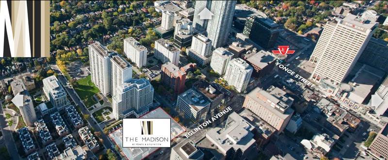 The Madison at 97 Eglinton Avenue East, Toronto, Ontario. Image 7