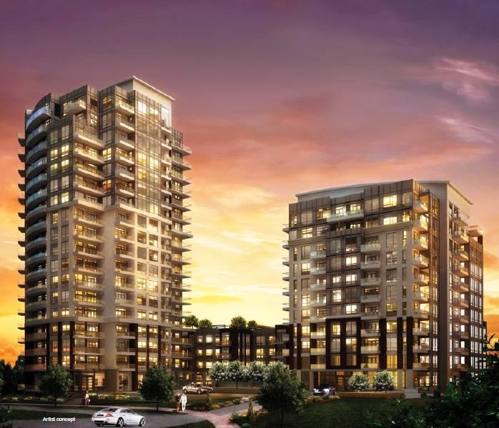 Perspective Condos at Eglinton Ave W & Scarlett Rd, Toronto, Ontario. Image 4