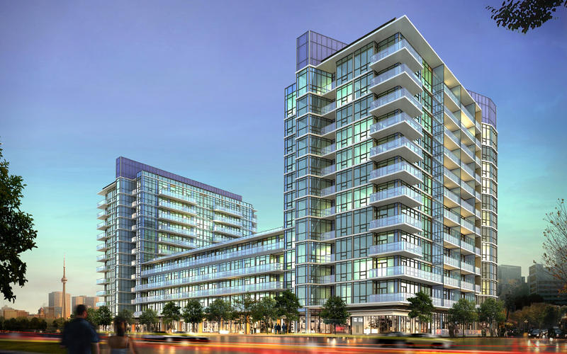 IQ Condos at The Queensway & Zorra St, Manitoulin, Unorganized, West Part, Ontario. Image 2