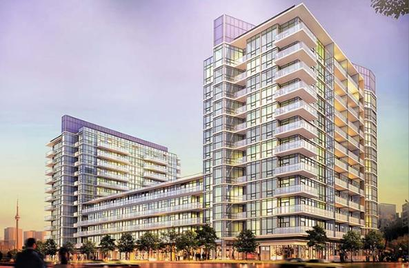 IQ Condos at The Queensway & Zorra St, Manitoulin, Unorganized, West Part, Ontario. Image 5