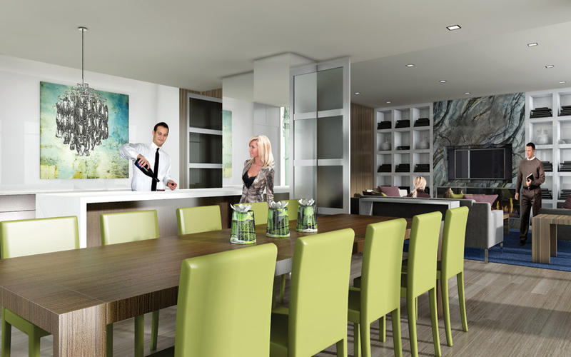 IQ Condos at The Queensway & Zorra St, Manitoulin, Unorganized, West Part, Ontario. Image 9