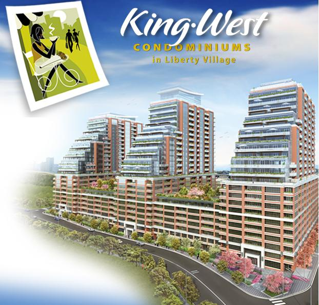 King West - Phase 1 at 85 East Liberty St, Toronto, Ontario. Image 1