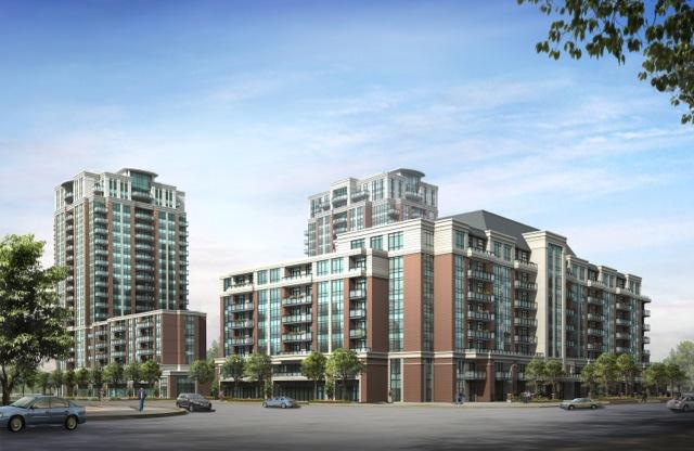 River Park at Uptown Markham at 8228 Birchmount Road, Markham, Ontario. Image 1