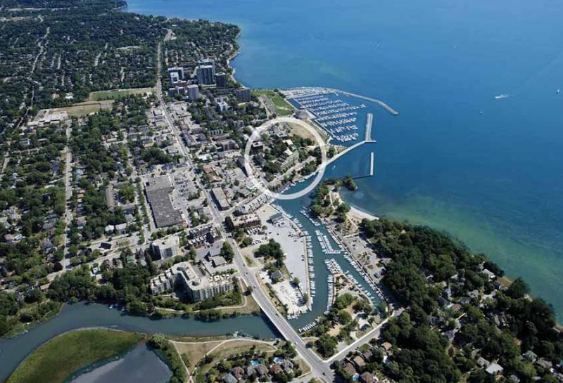 The Shores at Bronte Rd & Ontario St, Oakville, Ontario. Image 10