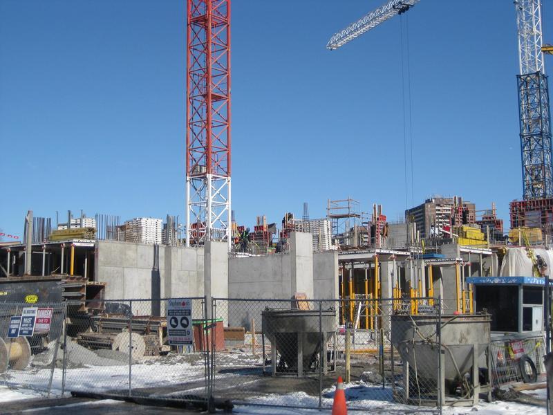 Paintbox Condominiums at 591 Dundas St East, Toronto, Ontario. Image 3