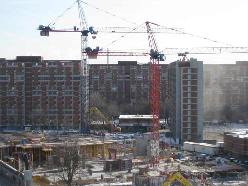 Paintbox Condominiums at 591 Dundas St East, Toronto, Ontario. Image 5
