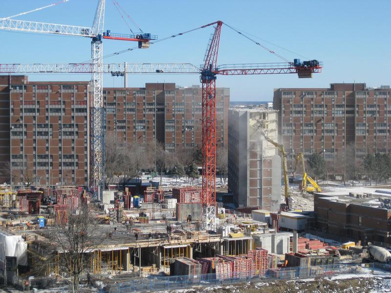 Paintbox Condominiums at 591 Dundas St East, Toronto, Ontario. Image 9