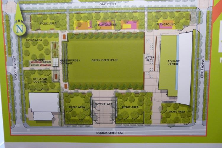 Paintbox Condominiums at 591 Dundas St East, Toronto, Ontario. Image 12