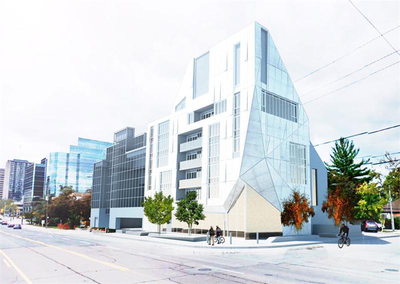 Monocle Condominiums at 180 Sheppard Ave E, Toronto, Ontario. Image 1