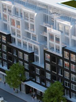 B streets Condos at 783 Bathurst St, Toronto, Ontario. Image 1