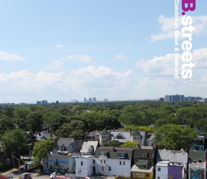 B streets Condos at 783 Bathurst St, Toronto, Ontario. Image 4