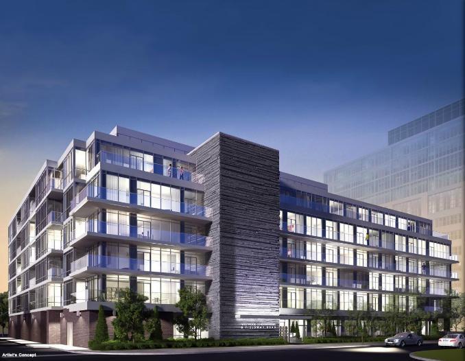 Westwood Condominiums at 8 Fieldway Road, Toronto, Ontario. Image 3