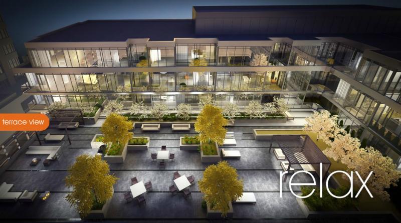 Westwood Condominiums at 8 Fieldway Road, Toronto, Ontario. Image 4