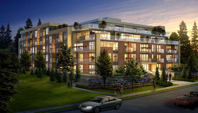 Vero Boutique Condominiums at 8302 Islington Avenue, Vaughan, Ontario. Image 1