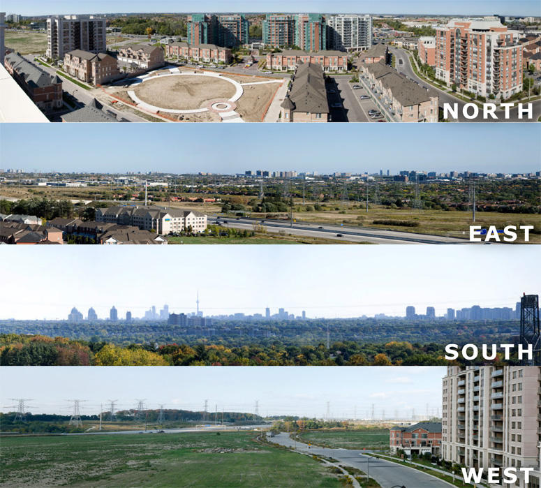 Eden Park - Phase II at S Park Rd & Times Ave, Markham, Ontario. Image 3