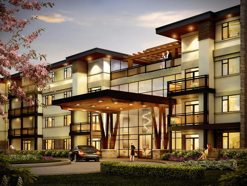 Wyndham Place at Rebecca St and Dorval Dr, Oakville, Ontario. Image 1