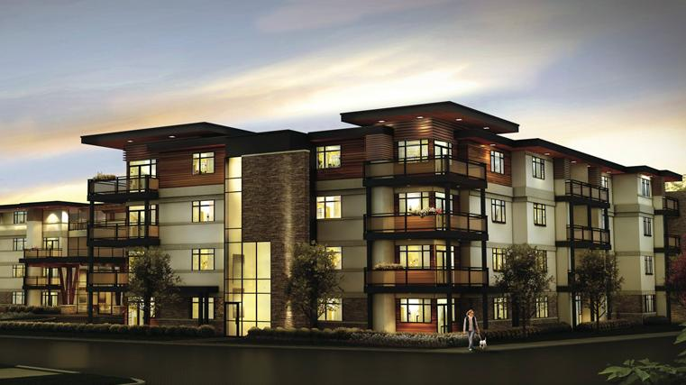 Wyndham Place at Rebecca St and Dorval Dr, Oakville, Ontario. Image 3