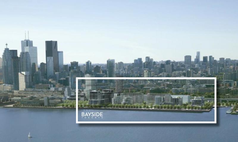 Aqualina Bayside at 223-263 Queens Quay E, Toronto, Ontario. Image 11