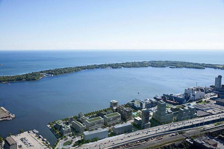 Aqualina Bayside at 223-263 Queens Quay E, Toronto, Ontario. Image 15