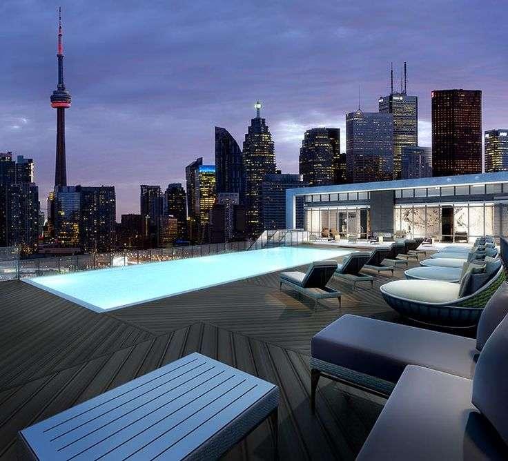 Aqualina Bayside at 223-263 Queens Quay E, Toronto, Ontario. Image 16