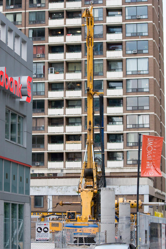 The Uptown Residences at Bloor St W & Balmuto St, Toronto, Ontario. Image 7