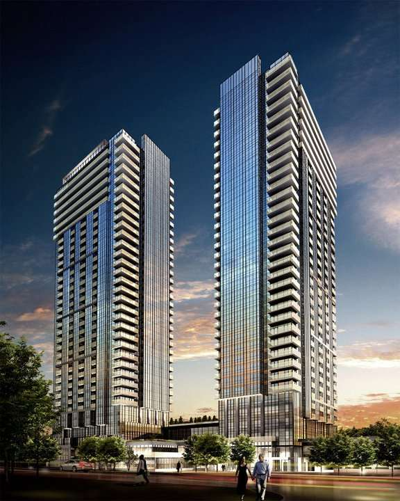 Avani at Metrogate at 52 Village Green Square, Toronto, Ontario. Image 1