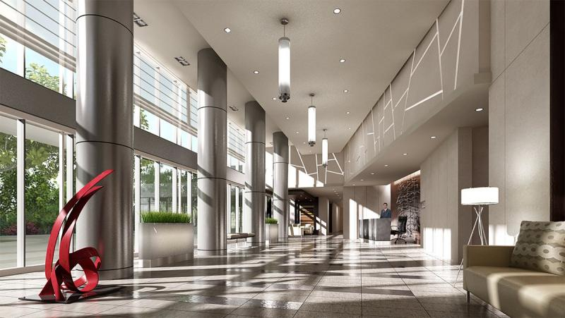 Avani at Metrogate at 52 Village Green Square, Toronto, Ontario. Image 4