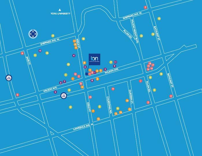 Ion Condos at 15 James Finlay Way, Toronto, Ontario. Image 2