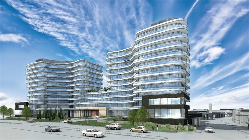 Flaire Condos at 99 The Donway W, Toronto, Ontario. Image 2