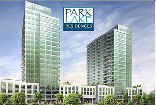 Park Lake Residences East Tower at 1900 Lake shore Blvd W, Toronto, Ontario. Image 2