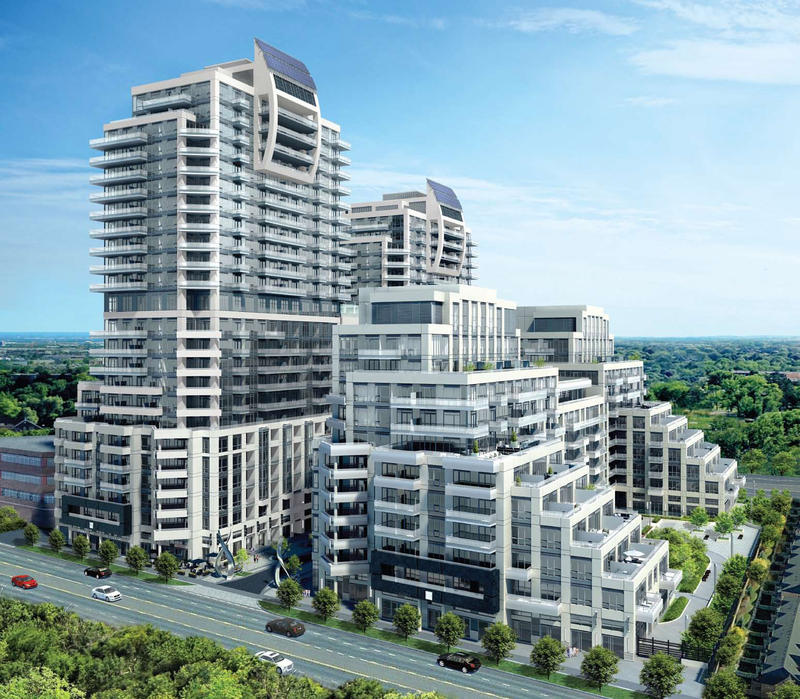 The Beverly Hills at 9205 Yonge Street, Richmond Hill, Ontario. Image 6