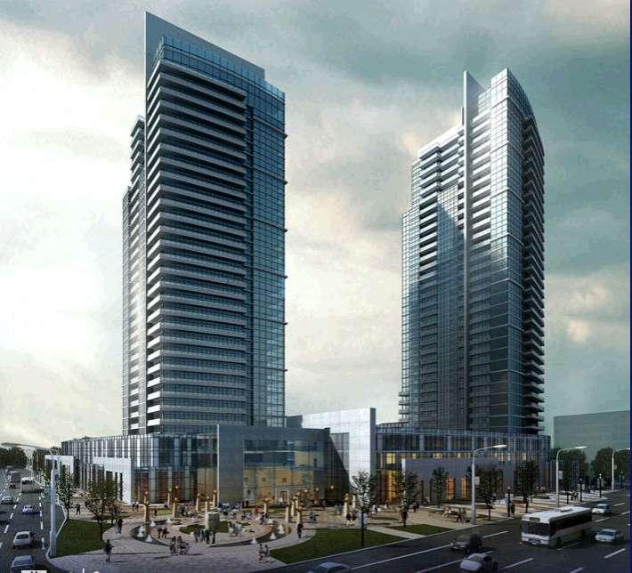 Centro Square Condos at 7777 Weston Road, Vaughan, Ontario. Image 1