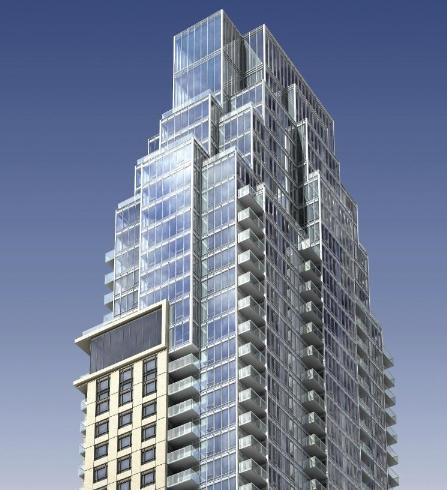 88 Scott Street at 88 Scott Street, Toronto, Ontario. Image 1