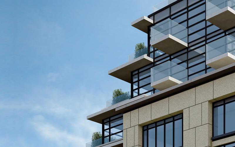 The Hill Condos at 925 Eglinton Ave W, Toronto, Ontario. Image 2