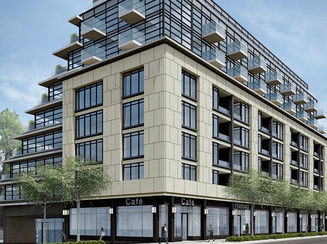 The Hill Condos at 925 Eglinton Ave W, Toronto, Ontario. Image 4