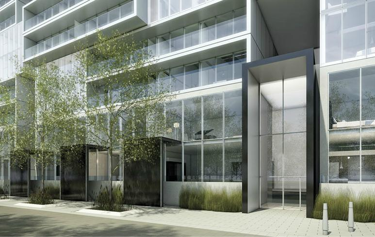River City - Phase 2 at King Street East and River Street, Toronto, Ontario. Image 1