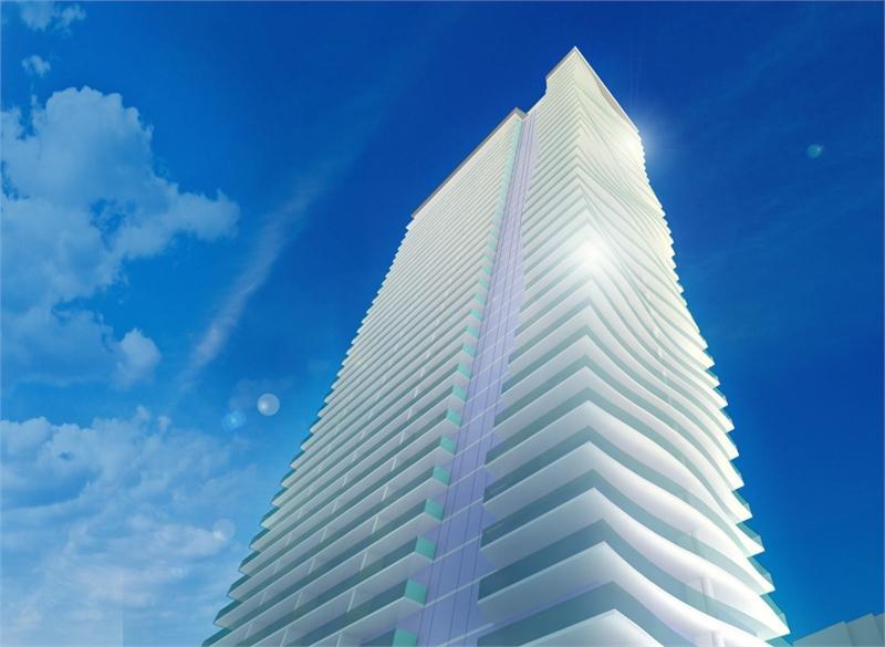Jade Waterfront Condominiums at 2175 Lake Shore Blvd W, Toronto, Ontario. Image 2