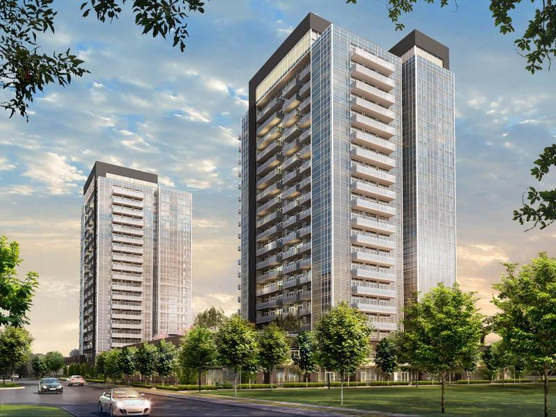 Skycity Condominiums at Yonge St At Hwy 407, Richmond Hill, Ontario. Image 2