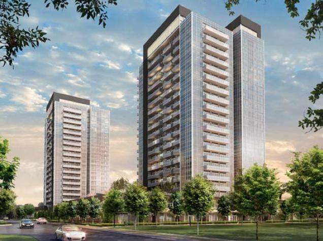Skycity Condominiums at Yonge St At Hwy 407, Richmond Hill, Ontario. Image 4