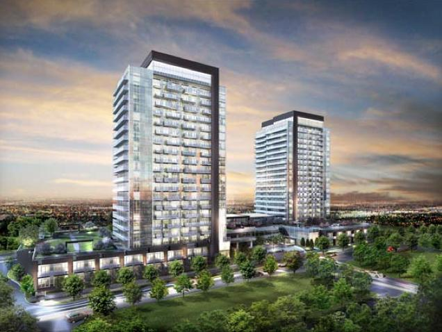 Skycity Condominiums at Yonge St At Hwy 407, Richmond Hill, Ontario. Image 6